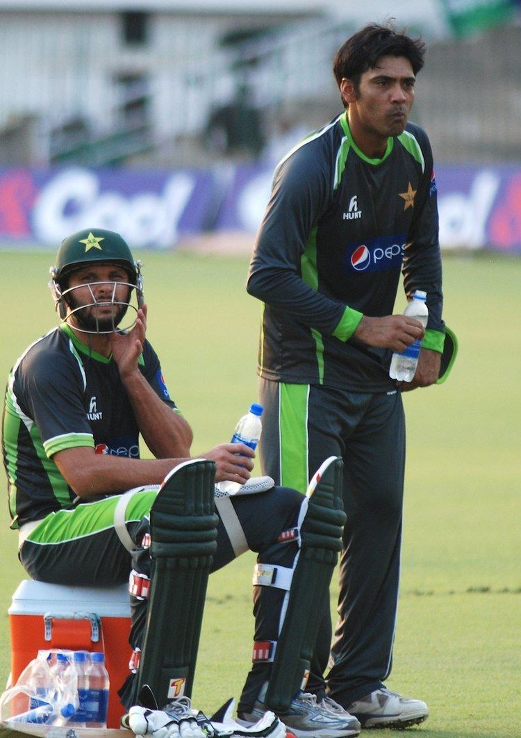 Mohammad Sami Pakistan Cricket Team Player News Photos Stats