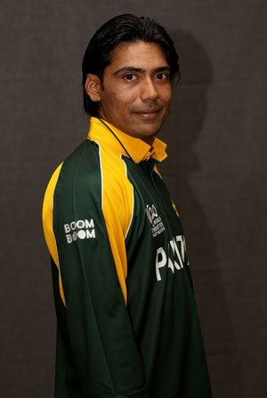 Mohammad Sami Pakistan pacer who was extremely quick and equally