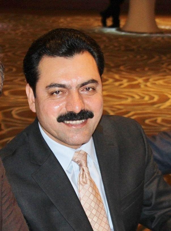 Mohammad Sarwar Ahmadzai
