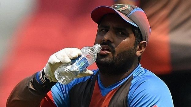 Mohammad Shahzad Afghanistan wicketkeeper tests positive for