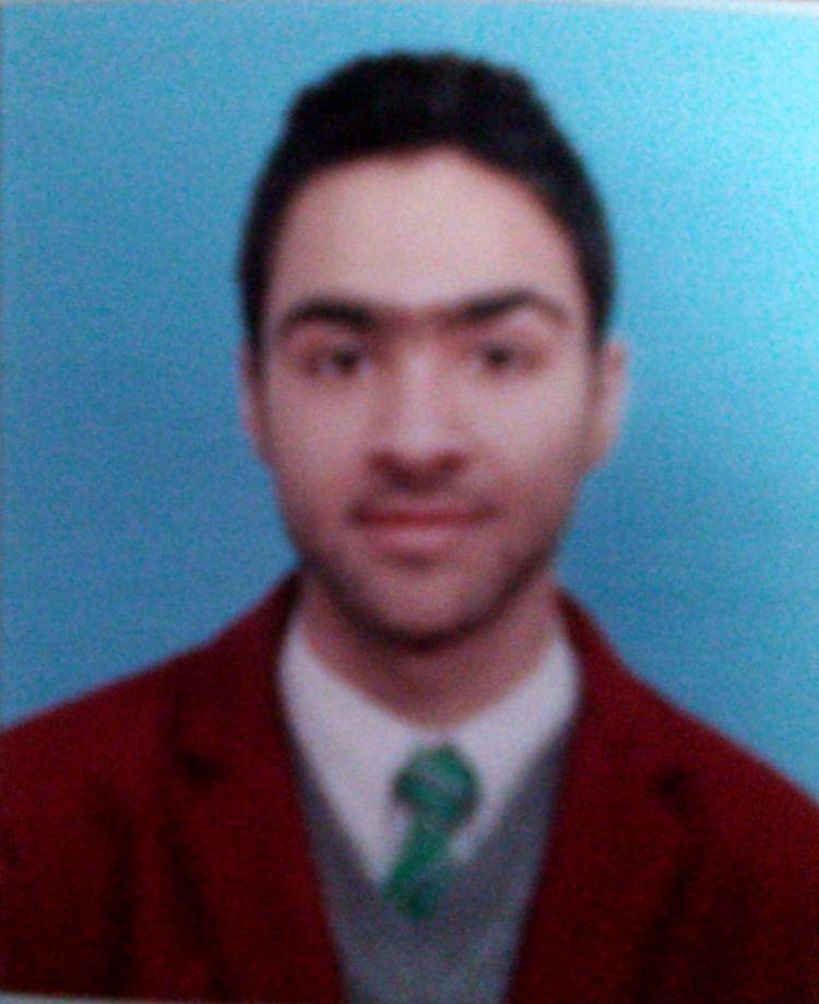 Mohammad Sheikh (Cricketer)