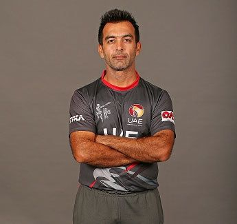 Mohammad Tauqir Cricket representing United Arab Emirates Stats