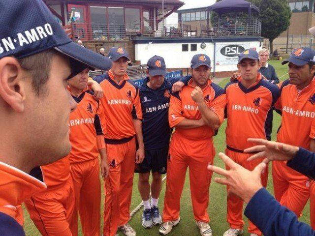 ExPakistani cricketer given ODI boost by Netherlands The Express