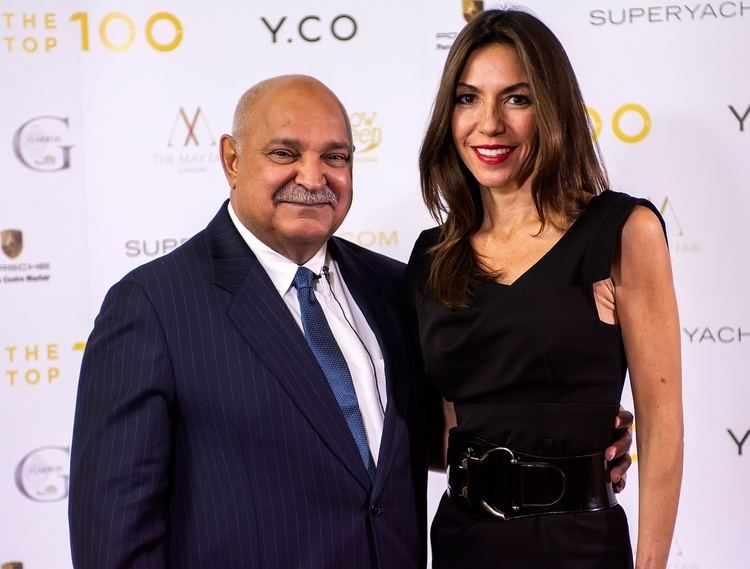 Mohammed Al Barwani Oceanco Chairman Dr Mohammed Al Barwani Talks superyachtscom