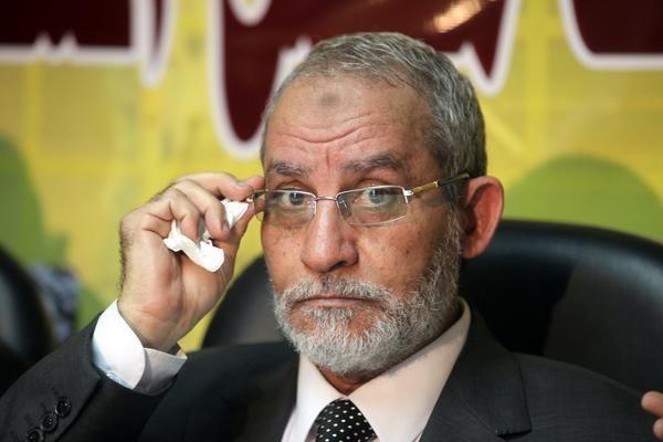 Mohammed Badie Egypt arrests Muslim Brotherhood leader Mohamed Badie latimes