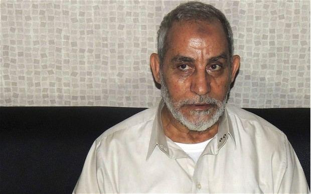 Mohammed Badie Five Top Egyptian Muslim Brotherhood Leaders Received Life Sentences