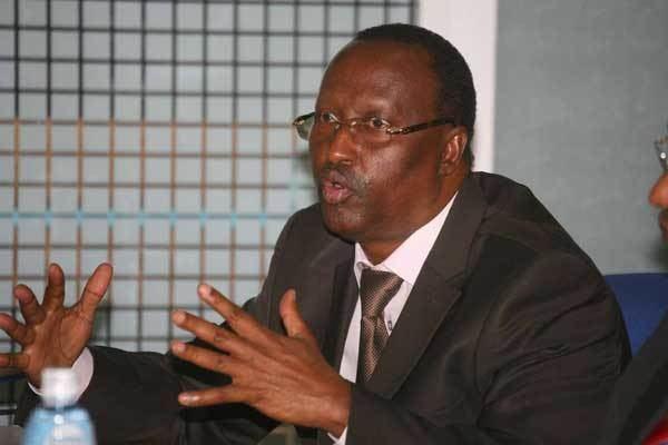 Mohammed Kuti Isiolo Senator Kuti defects to Narc Kenya Daily Nation
