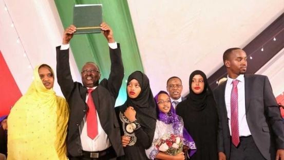 Mohammed Kuti Isiolo Governor Mohammed Kuti pledges to unite county in first term