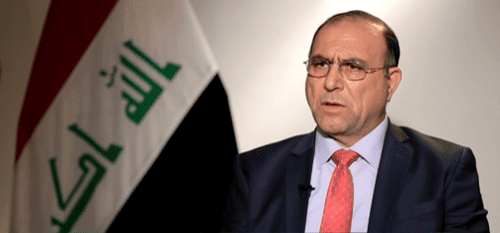 Mohammed Mahdi al-Bayati Mohammed Mahdi AlBayati The Constitutional Solution Is To Form a