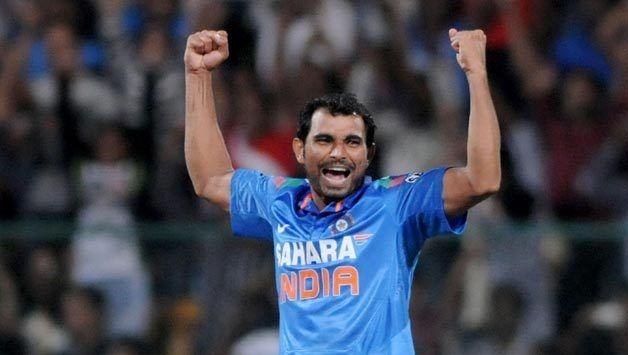 Mohammed Shami (Cricketer)