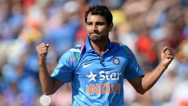 Mohammed Shami (Cricketer) in the past
