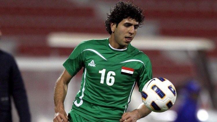 Mohannad Abdul-Raheem Abdulraheem inspired by Iraqs class of 2004 FIFAcom