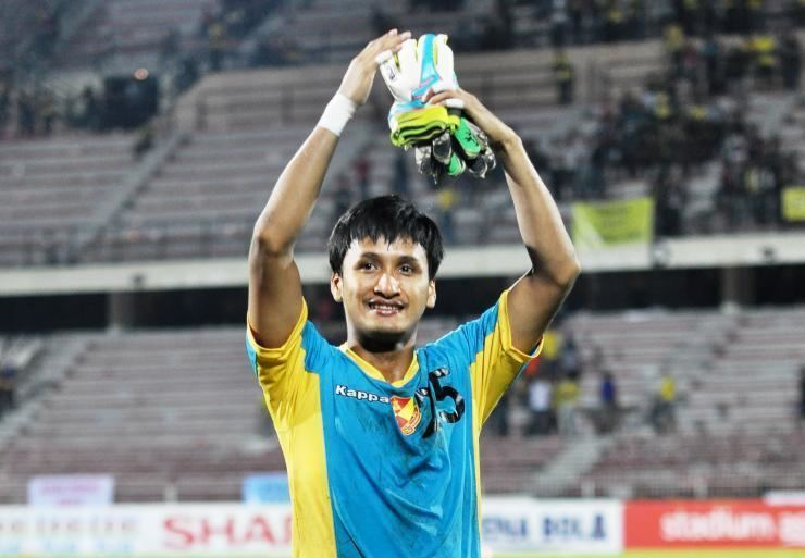 Mohd Farizal Marlias The Red Giant between the sticks FourFourTwo