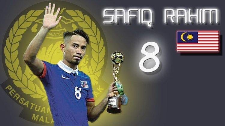 Mohd Safiq Rahim Mohammad SAFIQ RAHIM skill Malaysia national team Goal AFF 2015
