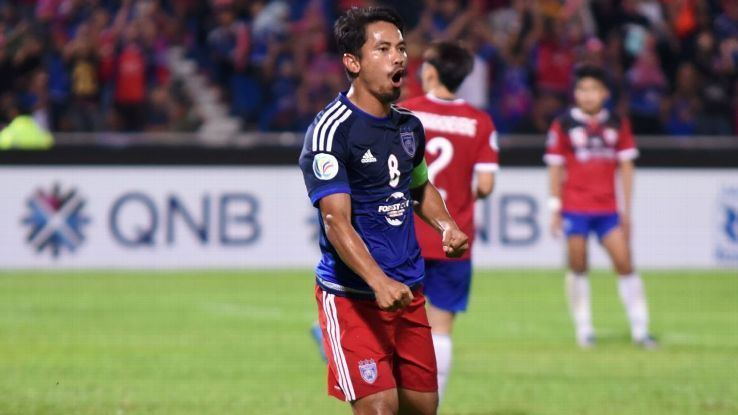 Mohd Safiq Rahim JDTs Safiq Rahim focused on making AFC Champions League cut ESPN FC