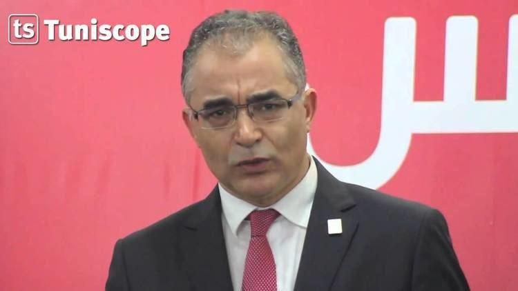 Mohsen Marzouk Mohsen Marzouk nie tout accord avec Kamel Morjane et