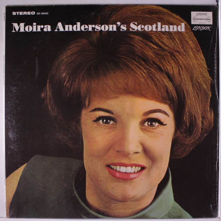 Moira Anderson MOIRA ANDERSON 151 vinyl records amp CDs found on CDandLP