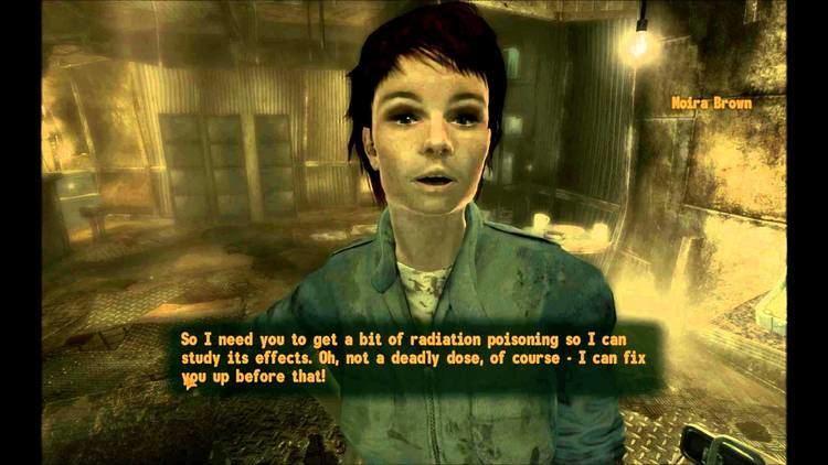 Moira Brown Fallout 3 New Vegas Part 8 Moira Brown39s Condition
