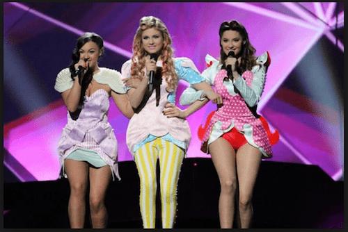 Moje 3 Moje 3 Win Barbara Dex Award The Eurovision Times