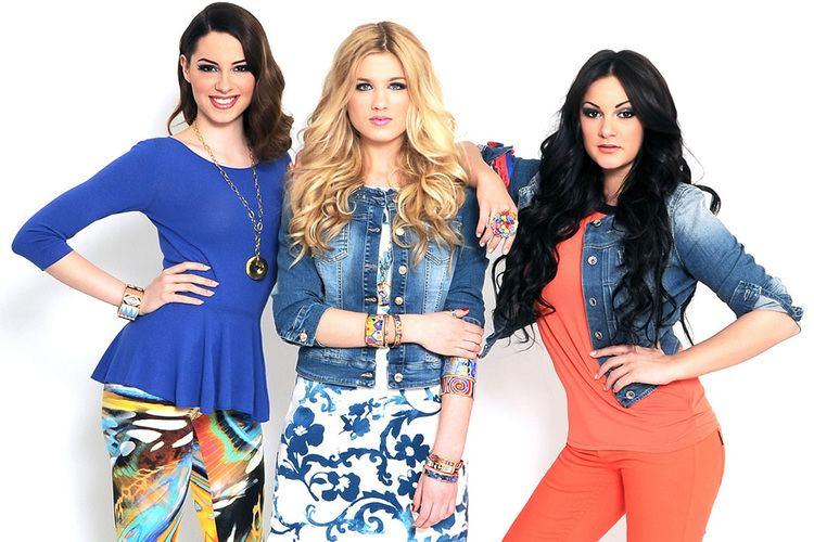 Moje 3 Moje 3 to represent Serbia Eurovisioonee
