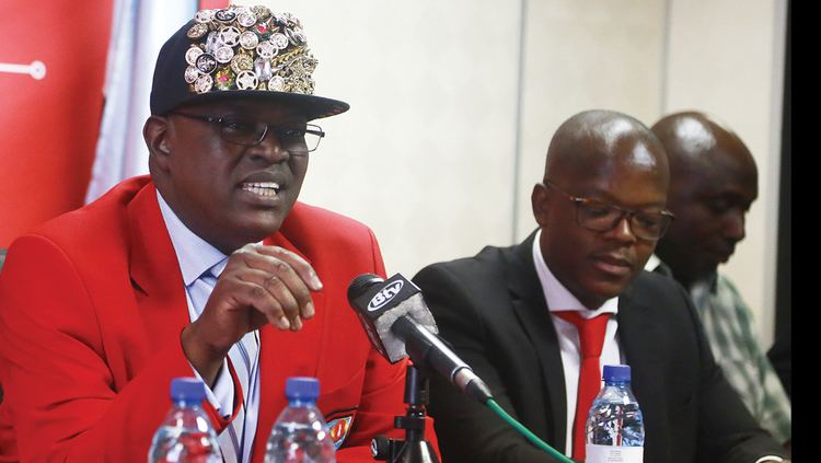 Mokgweetsi Masisi Masisi in charm offensive to defend BDP top chair in July Botswana