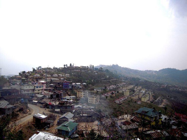Mokokchung Beautiful Landscapes of Mokokchung