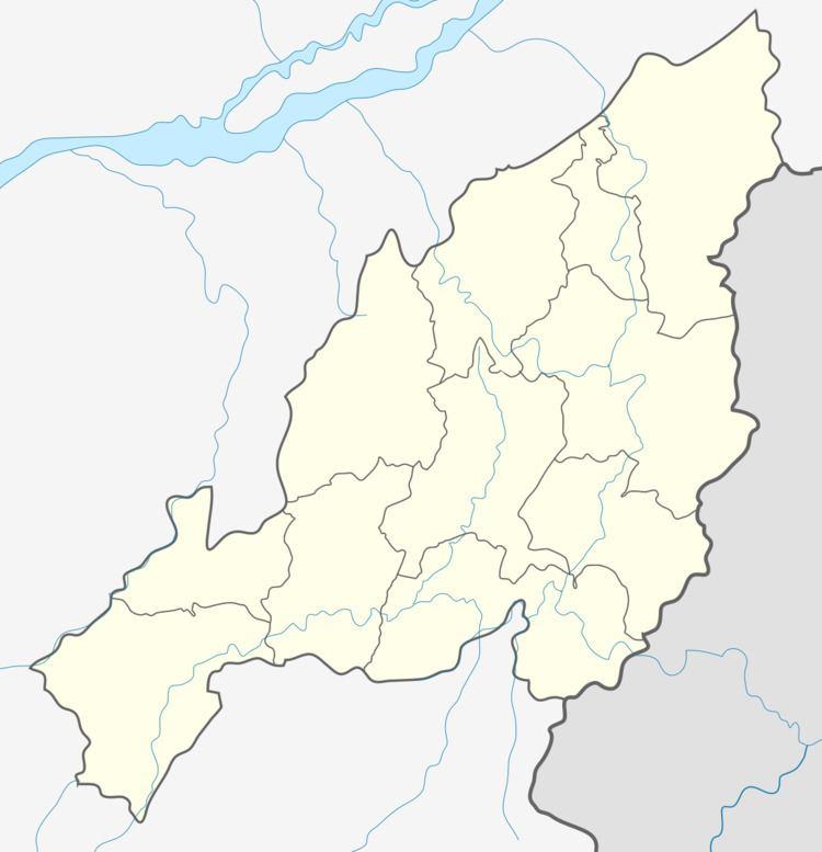 Mokokchung Metropolitan Area