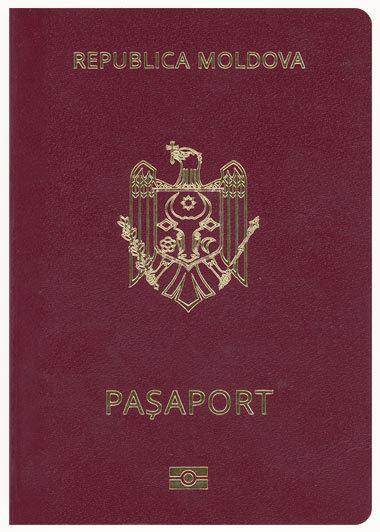 Moldovan passport