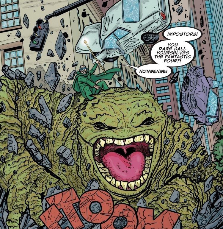Mole Man Mole Man Character Comic Vine