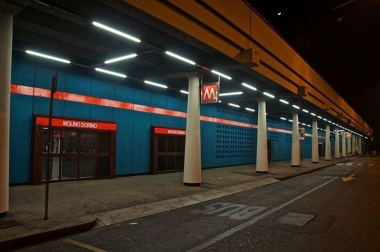 Molino Dorino (Milan Metro)