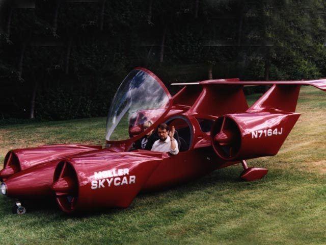 Moller M400 Skycar Moller39s M400 Skycar