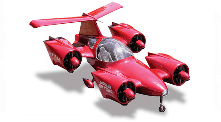 Moller M400 Skycar Moller International