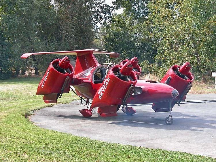 Moller M400 Skycar moller m400 skycar