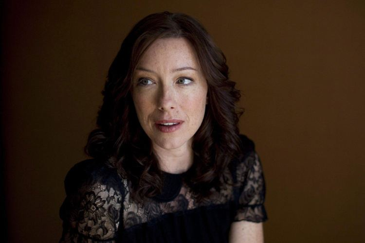 Molly Parker Canadian Molly Parker plays congresswoman in Netflix hit