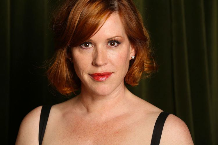 Molly Ringwald Contemplating Molly Ringwald The New Yorker
