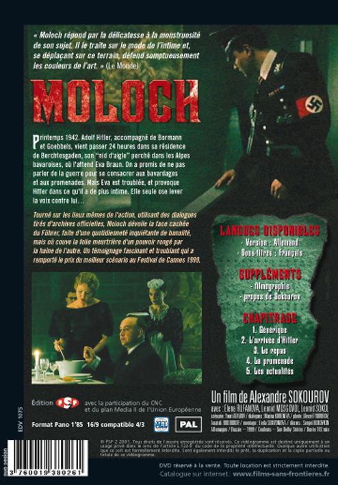 Moloch (film) MOLOCH film directed by Alexandre Sokurov