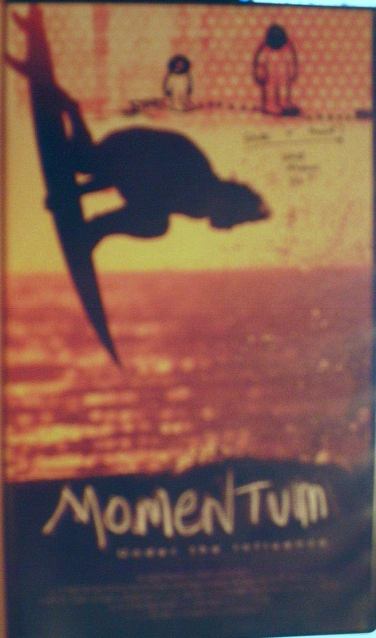 Momentum (2001 film) movie poster