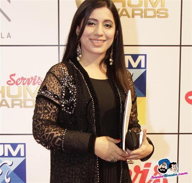 Momina Duraid HUM Awards 2014 Momina Duraid Picture 260134