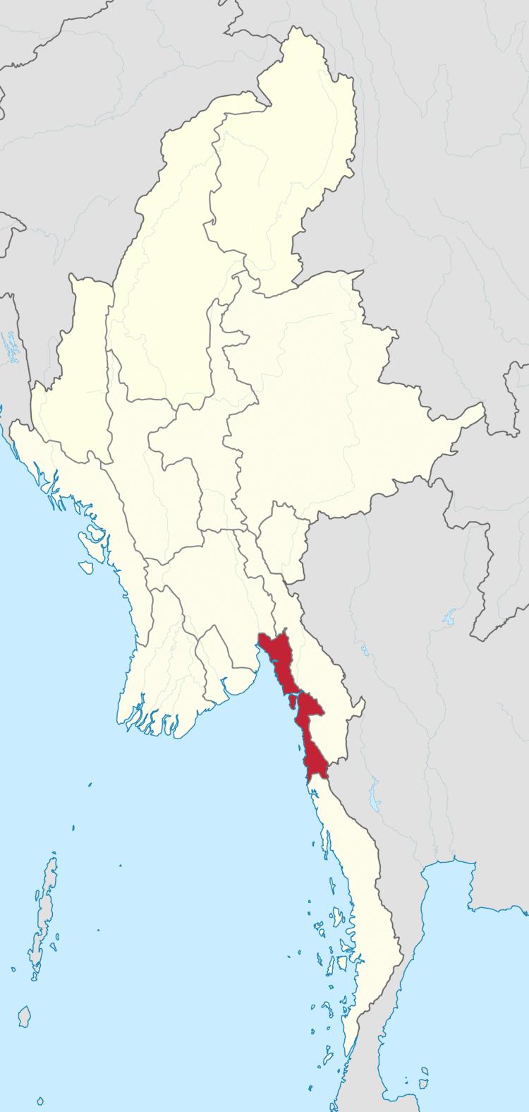 Mon State Wikipedia