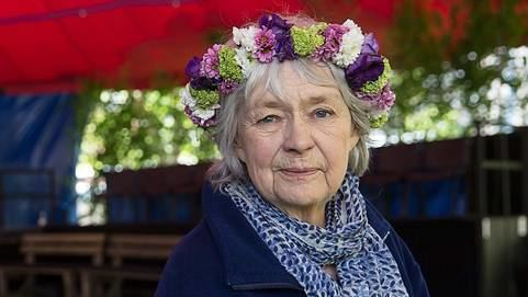 Mona Malm Bergman rasade nr jag var ledig med min bebis Film