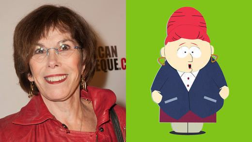 Mona Marshall Youll Never Guess What The Voice Actors From South Park Look Like