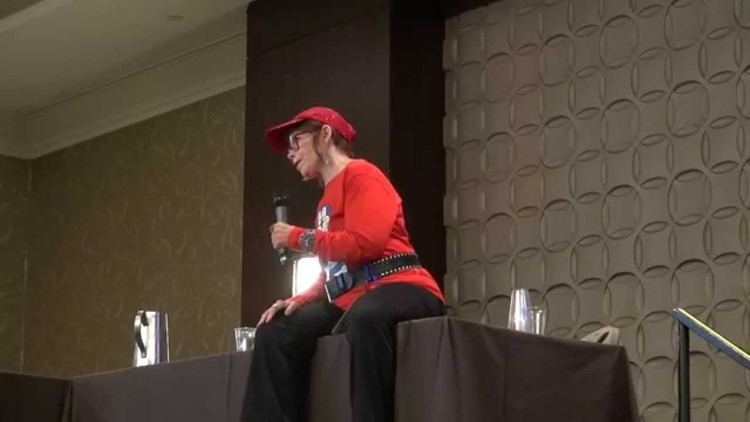 Mona Marshall Anime Boston 2015 Mona Marshalls Panel YouTube