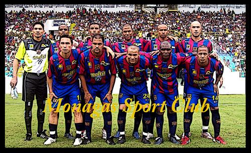 Monagas Sport Club Monagas Sport Club Futbol Venezolano Nueva Firma en TodoF Flickr