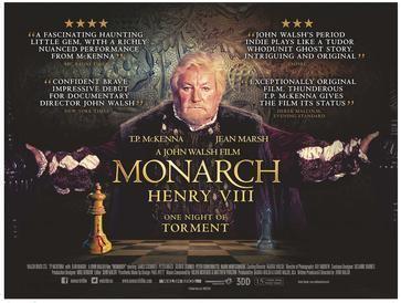 Monarch (film) movie poster