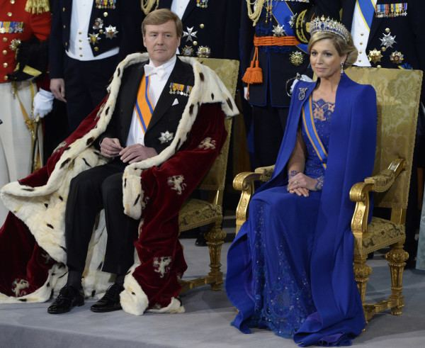 Monarchy of the Netherlands King WillemAlexander and Queen Maxima conclude the tour of the
