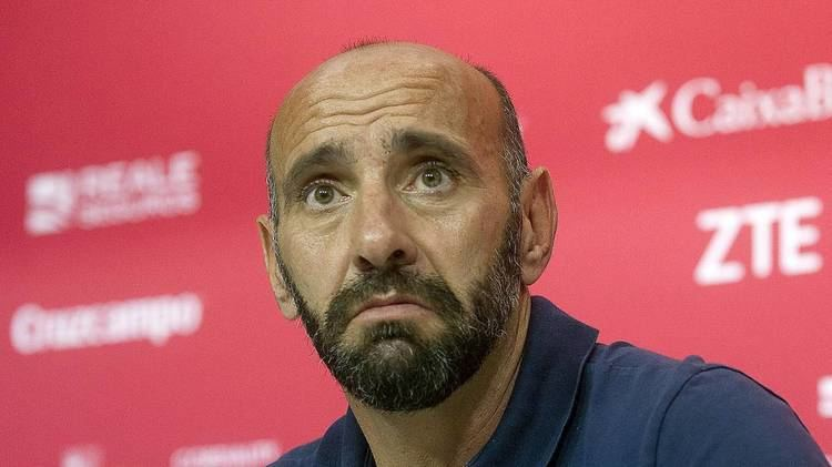 Monchi Champions League draw Monchi wary of Leicester They put four past