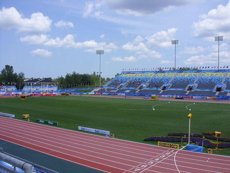 Moncton Stadium