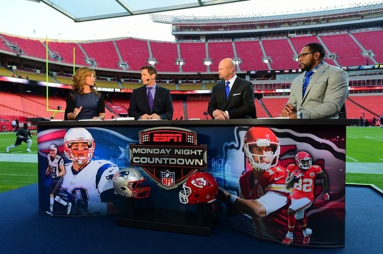 Monday Night Countdown With tonight39s Monday Night Countdown assignment Kolber enjoys a