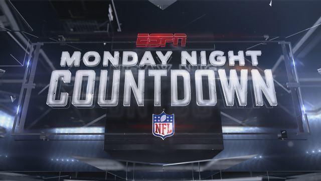 Monday Night Countdown Watch Monday Night Countdown Live Online at WatchESPN