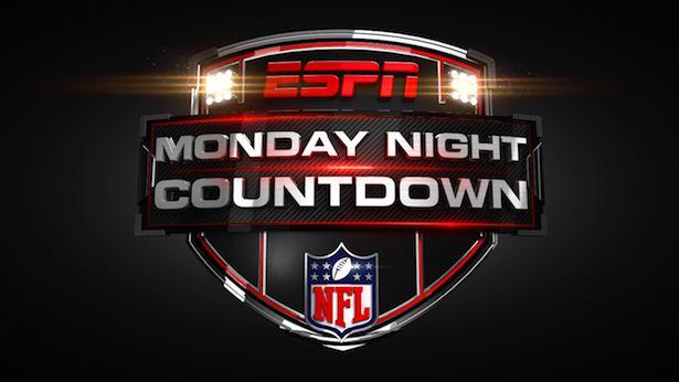 Monday Night Countdown Monday Night Countdown39s new logo ESPN Front Row